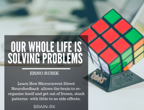 Rubik's Life Is Solving Problems