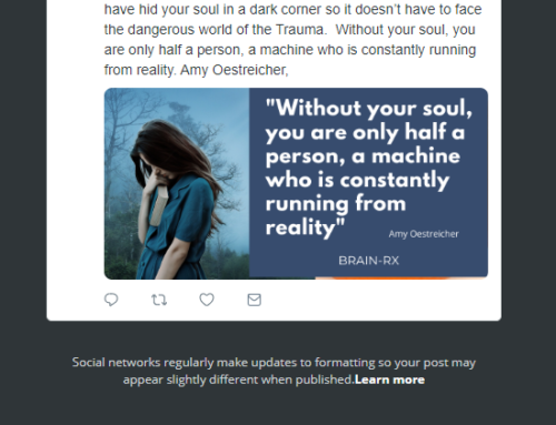Brain-Rx Twitter – Without a soul