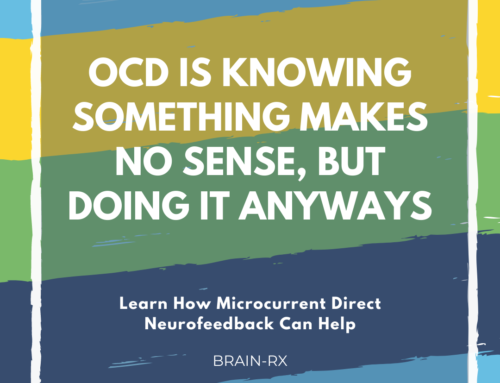 OCD is knowing